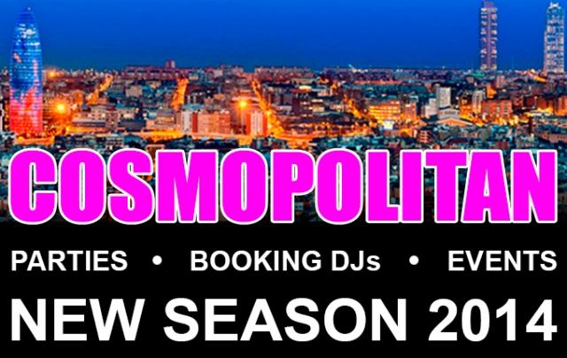 Cosmopolitan Party 2014