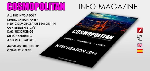 Cosmopolitan Info Magazine
